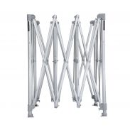 E-Z UP® - Endeavor™ - Cadre en aluminium clair de 4 x 4m