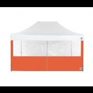 Endeavor™ Parois panoramiques à fermeture éclair centrale 4,5 m (15')
