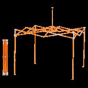 Eclipse™ 3x3 Châssis en acier - Steel Orange