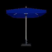 Parasol carré ProUmbrella™ - 2,7m avec cantonnières